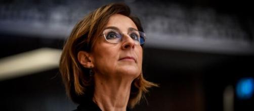 La professoressa Marta Cartabia, Ministra della Giustizia ed ex presidente della Corte Costituzionale.