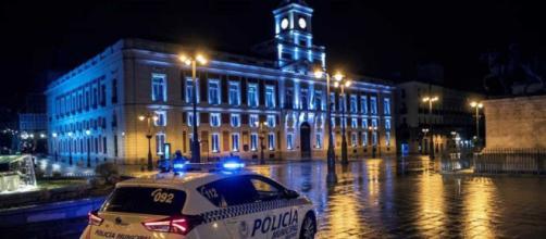 La Puerta del Sol, escenario de una brutal agresión (Telemadrid)