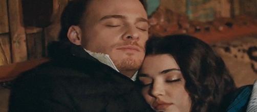 Love is in the air anticipazioni Turchia: Eda e Serkan si riavvicinano.