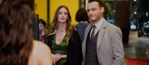 Love is in the air, trama al 1 ottobre: Serkan pensa di essere ancora fidanzato con Selin.
