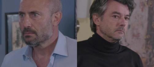 Upas spoiler all'8 ottobre: Fabrizio abusa con l'alcol, Michele scopre che è stato tradito.