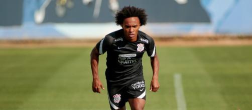 Willian é um dos novos reforços do Timão (Rodrigo Coca/Ag. Corinthians)