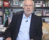 CNN Brasil demite Alexandre Garcia por defesa do kit Covid (Reprodução/CNN)