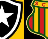 Saiba onde assistir Botafogo x Sampaio Corrêa (Arte/Eduardo Gouvea)