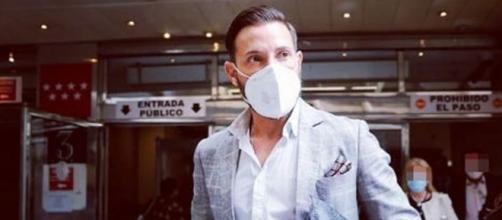 Antonio David Flores a la salida del juzgado tras ganar a 'Sálvame' por 'juicio paralelo' (Intagram antoniodavidflores)