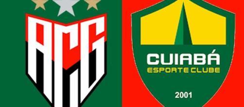 Saiba onde assistir Atlético GO x Cuiabá ao vivo (Arte/Eduardo Gouvea)