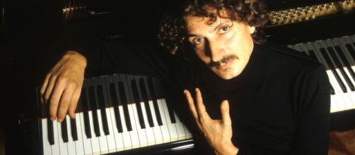 Sergio Cammariere si è esibito al Valdobbiadene Jazz.