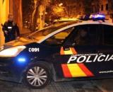 La Policía Nacional detuvo a la mujer en el momento crucial. (@policia)