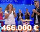 Sofía Álvarez consiguió 466.000 euros tras completar 'El Rosco'. (Imagen TV)