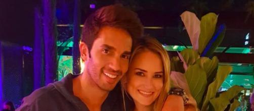 Alba Carrillo llevaba dos años con Santi Burgoa (@albacarrillooficial)