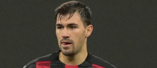Alessio Romagnoli, difensore del Milan.