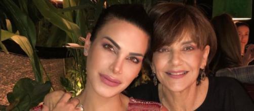 La madre de Carla Barber ha cuestionado a Lydia Lozano en sus redes (Instagram/@rosabarber)