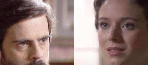 Una vita, anticipazioni Spagna: Genoveva pianifica l'omicidio di Velasco con l'aiuto di Laura.