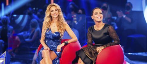 Adriana Volpe e Sonia Bruganelli.