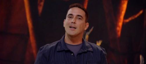 André Marques comandou o programa 'No Limite' (Reprodução/TV Globo)