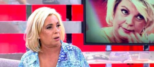 Carmen Borrego se ha defendido de las acusaciones de Alejandra Rubio y Terelu Campos (Twitter, salvameoficial)