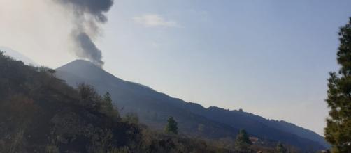 La lava del volcán en La Palma se volvió más fluida y con mayor capacidad para trasladarse (Flickr)