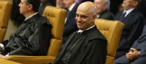 Alexandre de Moraes, ministro do STF (Fabio Rodrigues Pozzebom/Agência Brasil)