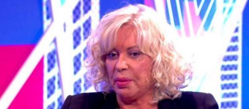 Barbara Rey a través de un vídeo ha cuestionado a Miguel Frigenti (Twitter, mediaset)