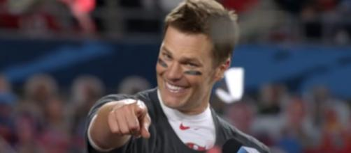 Brady signed a one-year extension with Buccaneers (Image source: NFL/YouTube)