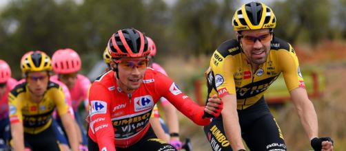 Ciclismo, Tom Dumoulin potrebbe dire addio alla Jumbo Visma.
