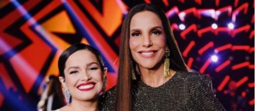 Famosos elogiam feat de Juliette e Ivete Sangalo (Reprodução/Instagram/@juliette)