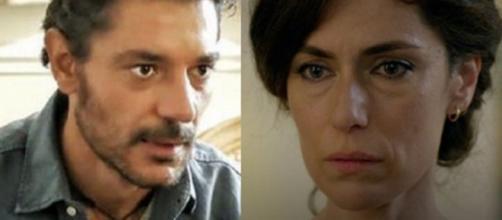 Luce dei tuoi occhi, trama del 5/10: Enrico viene arrestato a causa di Emma.