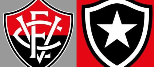 Onde assistir Vitória x Botafogo ao vivo (Arte/Eduardo Gouvea)