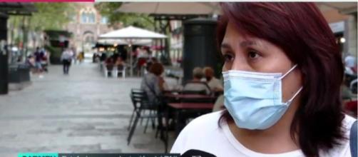 Carmen ha sido suplantada y embargada con una deuda de casi 100.000 euros (Captura de pantalla La Sexta)