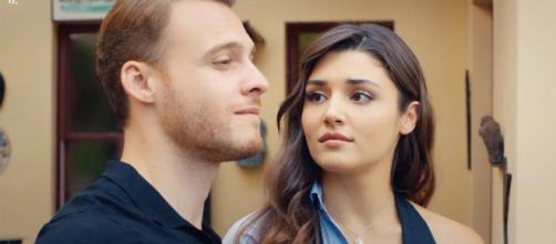 Love is in the air, anticipazioni 7 settembre: Eda perderà una scommessa con Serkan.