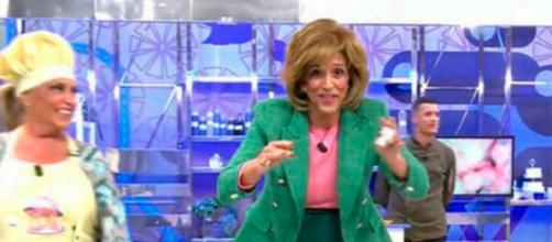 María Teresa Campos ha sido una de las figuras que más aplausos le ha generado a Sergi Ferré (Twitter, @telecincoes)
