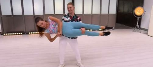 Danse avec les stars 2021 : Michou se prépare pour son prochain prime - Source : capture d'écran TF1