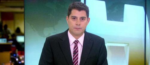 Evaristo Costa fez 45 anos (Reprodução/TV Globo)
