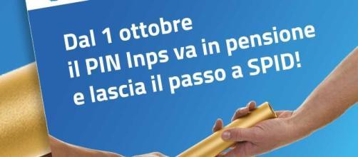 Inps. Il PIN va in pensione dal 1° ottobre come ottenerlo
