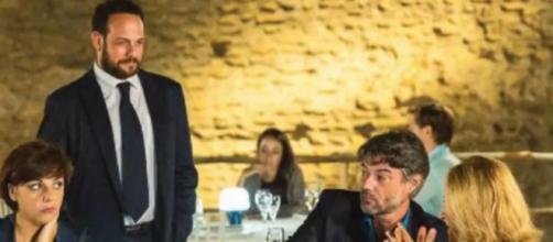 Upas, trame all'8/10: Silvia è fuori di sé per la presenza di Giancarlo nel ristorante