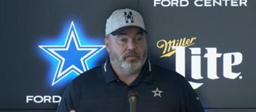 McCarthy did not provide Brady a bulletin board material (Image source: Dallas Cowboys/YouTube)