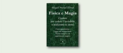 "Abigail Merael Elinut presenta la sua opera ""Fisica e Magia"""