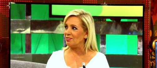 Carmen Borrego nuevo fichaje de 'Sálvame' Fuente: Telecinco
