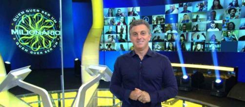 Luciano Huck assume comando do 'Domingão' (Reprodução/TV Globo)