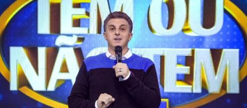 Luciano Huck estreia neste domingo (Reprodução/TV Globo)