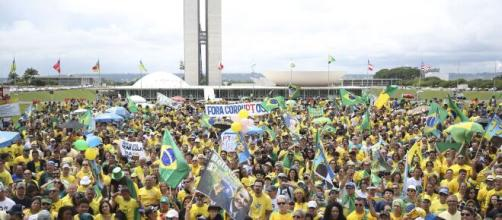 Brasília e São Paulo devem ser palco dos maiores atos nesse feriado de 7 de setembro (José Cruz/Agência Brasil)