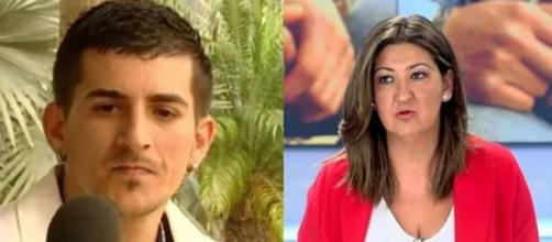 Cruz Morcillo informa de una tercera denuncia contra el padre de Yeremi Vargas. (Telecinco)