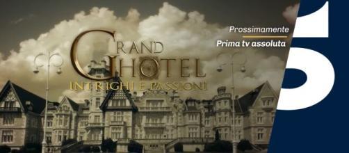 Grand Hotel fiction sospesa dal prime time.