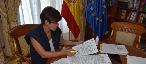 Isabel Rodríguez anunció que el Gobierno de España cumplirá con rebajar el precio de la luz en diciembre de este año (@isabelrguez)