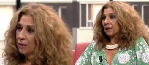 Lolita asistió al plató de 'La Sexta Noche' y ha dicho 'No me gusta la denigración' cuando le han preguntado por el feminismo (laSexta)