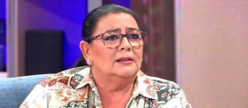 María del Monte ha dicho que el problema de Kiko Rivera es 'una nimiedad' en comparación con su dolor (@VivaLaVidaT5)