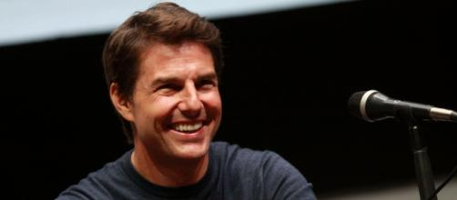 Tom Cruise is releasing the seventh instalment of the Mission Impossible franchise (Image source: Gage Skidmore/Flickr)