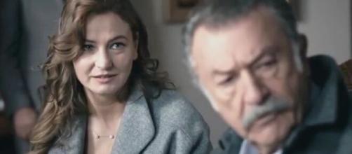 Brave and Beautiful, anticipazioni turche: Riza spinge Adalet a testimoniare contro Tahsin.