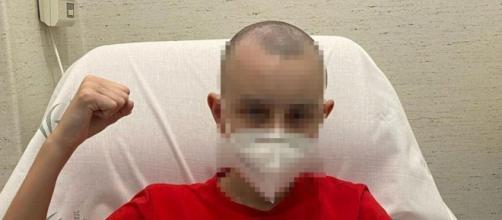 El joven José Antonio Garrido llevaba casi seis años luchando contra el cáncer - (Instagram@garrido_11)