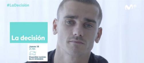 Gerard Piqué dévoile les coulisses du documentaire 'La decisión' (capture Movistar +)